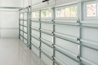 Exemple de porte de garage que nous réalisons