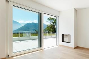 Exemple de porte-fenêtre que nous réalisons